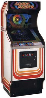 Space Raider Videogame By Universal