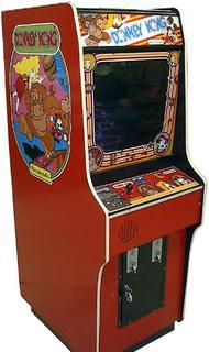Donkey Kong Videogame By Nintendo