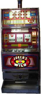 Joker Wild Slot Machine
