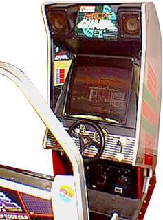 Hot Chase Videogame By Konami