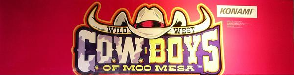 Wild West C.O.W.-Boys Of Moo Mesa - marquee