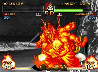 Free Download Samurai Shodown IV - NEO GEO Full Version