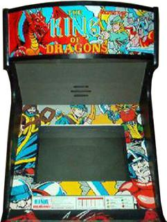 King Of Dragons The Videogame By Capcom