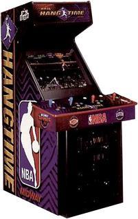 NBA Hangtime test borne d'arcade