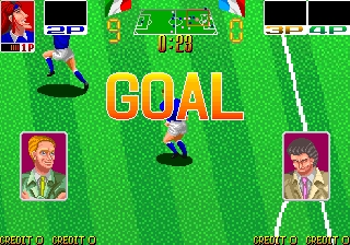 Euro Football Champ Videogame By Taito