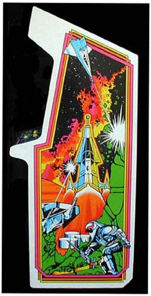 Gravitar Videogame By Atari