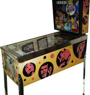 1972 Williams Honey pinball super kit