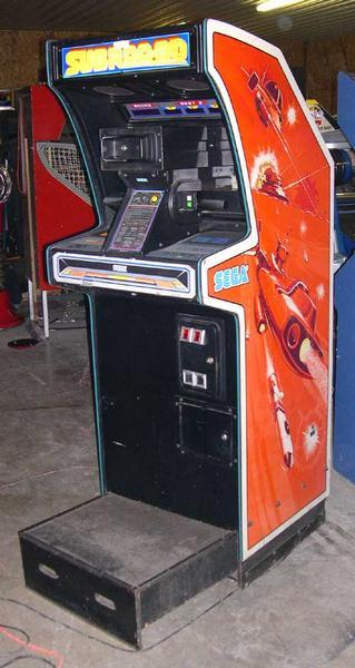 Subroc 3d Videogame By Sega