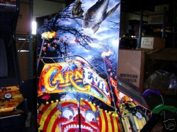 Carnevil Videogame By Midway Games