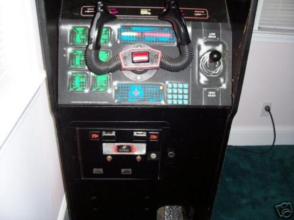 Spy Hunter Videogame By Bally Midway