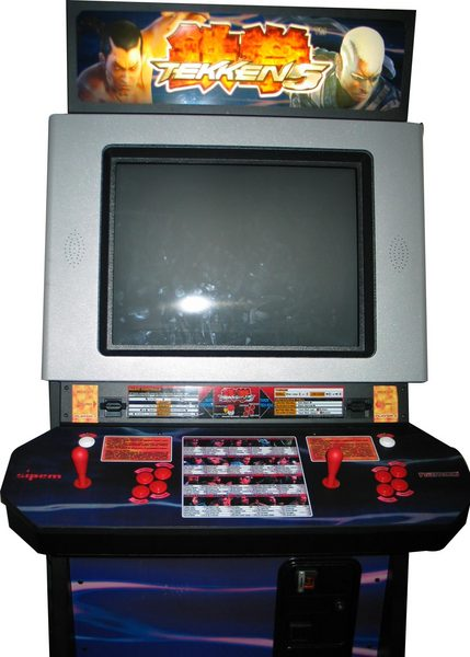 Tekken 5 - Videogame by Namco