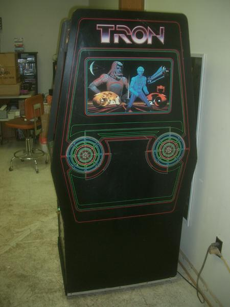 Tron - Videogame by Bally Midway