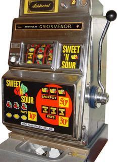 Sweet Slot Machine By Aristocrat Automatics Sales Ltd