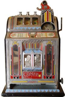 comet slot machine