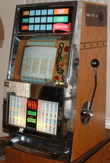 4 Reel 3 Line Slot Machine By Fortune Coin