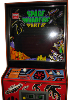 Space Invaders Part Ii Videogame By Taito