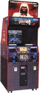 house of the dead 2 arcade cabinet
