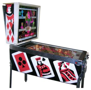 dealers choice pinball machine