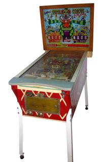 1977 Zaccaria Circus pinball rubber ring kit