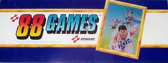 88 Games - Videogame by Konami