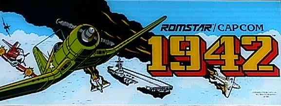 1942 - Videogame by Capcom