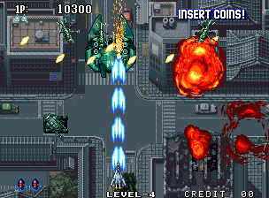 AERO FIGHTERS 2 AEROFIGHTERS mvs neo geo cartridge arcade game