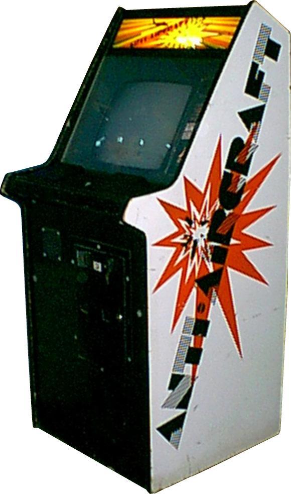 Anti Aircraft Ii Aka Anti Aircraft Videogame By Atari