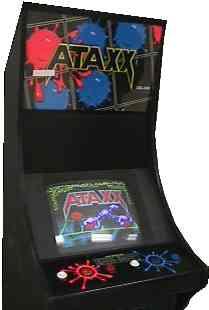 Ataxx - Videogame by Leland