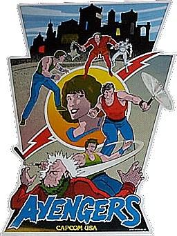 Avengers - Videogame by Capcom