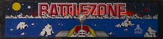 Battlezone - marquee