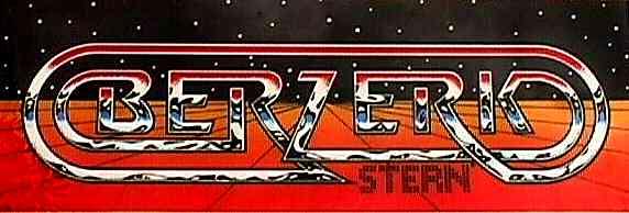 Berzerk - marquee