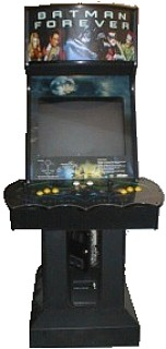 Batman Forever Videogame By Acclaim