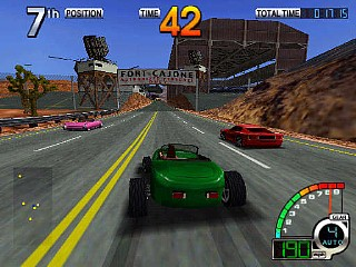 Cars Under $800 >> California Speed - Videogame by Atari Games