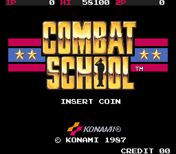 Combat School (Konami)
