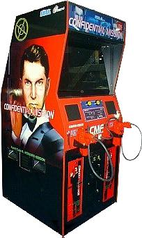 Confidential Mission Videogame By Sega