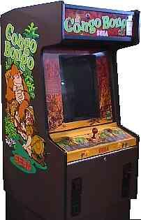 Congo Bongo Videogame By Sega