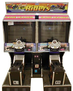 Cool Riders Videogame By Sega