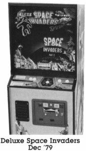 1181242102107 space invaders deluxe videogame by midway manufacturing co