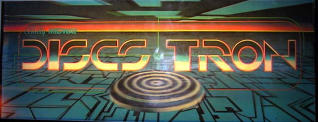 Discs Of Tron - marquee
