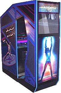 Discs Of Tron Videogame By Bally Midway