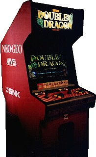 Double Dragon Neogeo Videogame By Technos