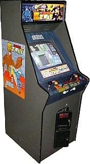 Eswat Cyber Police Videogame By Sega