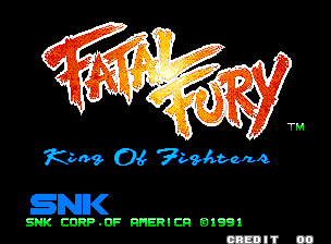 Fatal Fury (SNK)