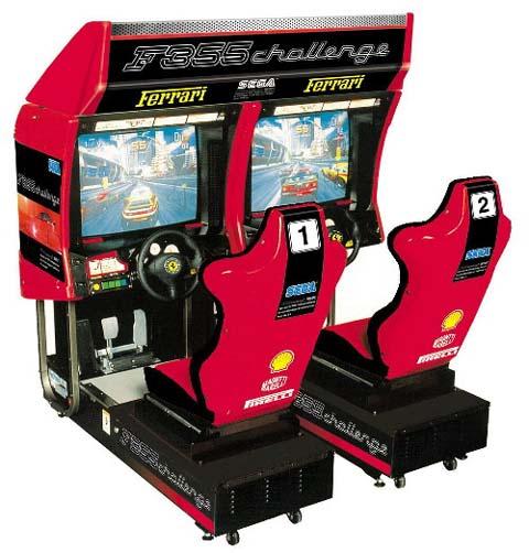 Videogame By Sega
