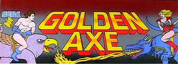 Image result for golden axe arcade art