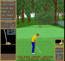 Golden Tee Golf - Videogame by Strata