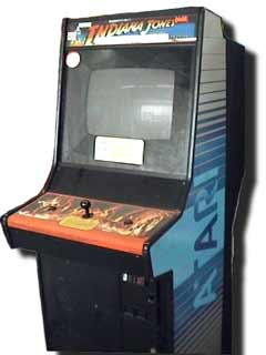 Indiana Jones And The Temple Of Doom - Videogame by Atari Games
