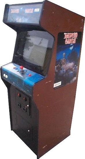 Star Wars Pinball Machine >> Haunted Castle - Videogame by Konami