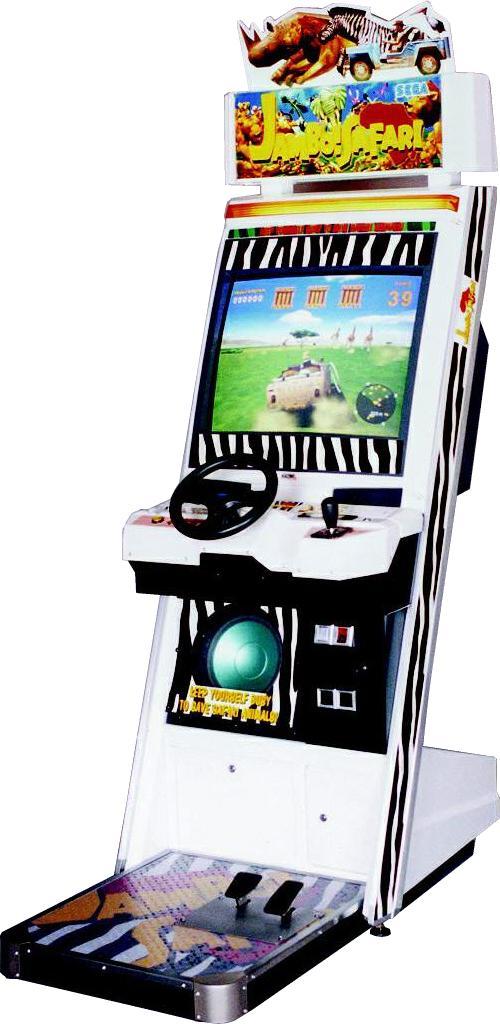 Jambo Safari - Videogame by Sega