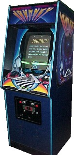 Journey Videogame By Bally Midway